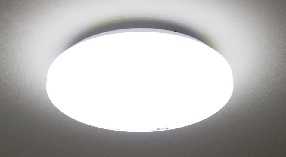 便利なリモコン操作でお部屋の明るさも自由自在です。
